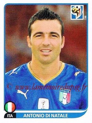 2010 - Panini FIFA World Cup South Africa Stickers - N° 425 - Antonio DI NATALE (Italie)