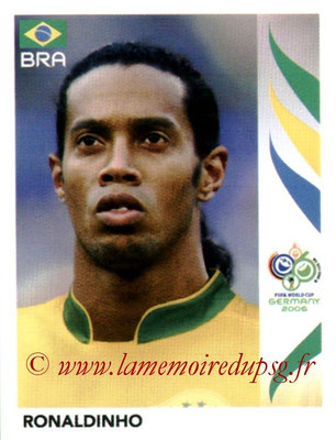 N° 393 - RONALDHINO (2001-03, PSG > 2006, Brésil)