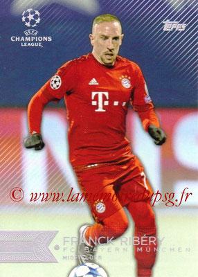 2015-16 - Topps UEFA Champions League Showcase Soccer - N° 133 - Franck RIBERY (FC Bayern Munich)