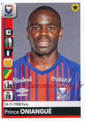 2018-19 - Panini Ligue 1 Stickers - N° 088 - Prince ONIANGUE (Caen)