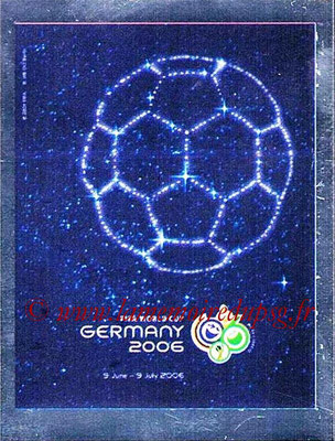 2006 - Panini FIFA World Cup Germany Stickers - N° 004 - Poster