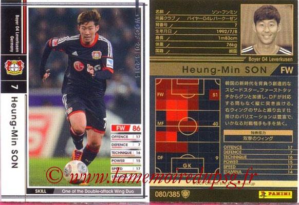 2013-14 - WCCF - N° 080 - Heung-Min SON (Bayer 04 Leverkusen)