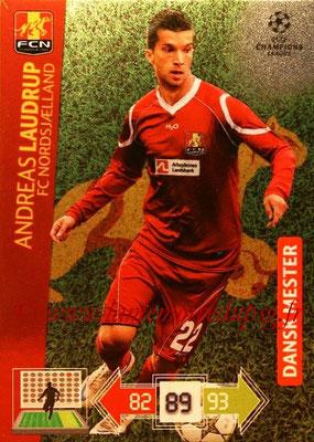 2012-13 - Adrenalyn XL champions League N° 364 - Andreas LAUDRUP (FC Nordsjaelland) (Dansk Mester)