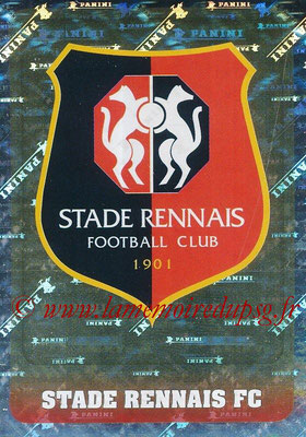 2018-19 - Panini Ligue 1 Stickers - N° 401 - Ecusson Rennes