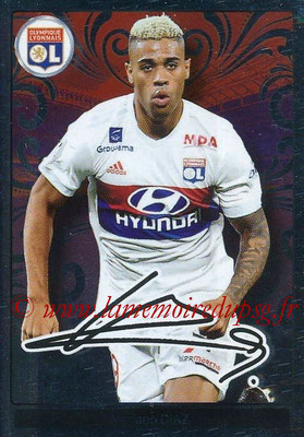 2017-18 - Panini Ligue 1 Stickers - N° 207 - Mariano DIAZ (Lyon) (Top Recrue)