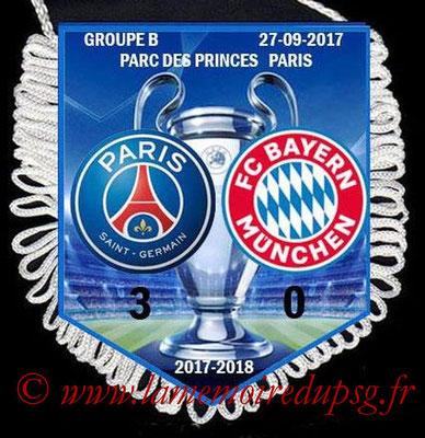Fanion PSG-Bayern  2017-18