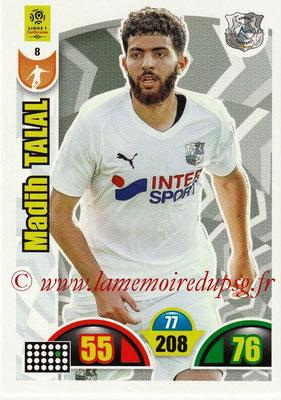 2018-19 - Panini Adrenalyn XL Ligue 1 - N° 008 - Madih TALAL (Amiens)