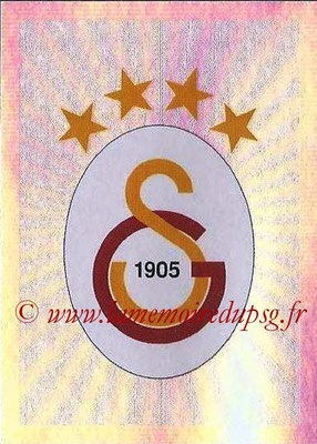 2015-16 - Topps UEFA Champions League Stickers - N° 191 - Logo Galatasaray AS