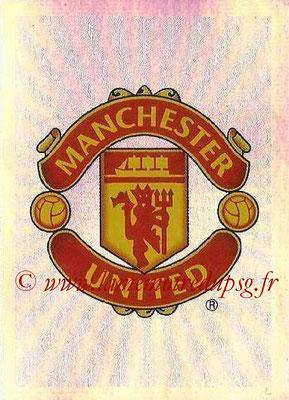 2015-16 - Topps UEFA Champions League Stickers - N° 104 - Logo Manchester United FC