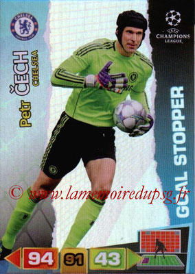 2011-12 - Panini Champions League Cards - N° 282 - Petr CECH (Chelsea FC) (Goal Stopper)