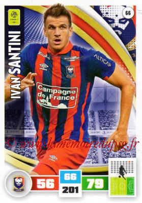 2016-17 - Panini Adrenalyn XL Ligue 1 - N° 066 - Ivan SANTINI (Caen)