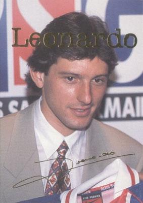 N° 018 - LEONARDO (Recto)