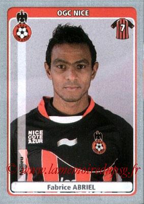 N° 337 - Fabrice ABRIEL (1999-01, PSG > 2011-12, Nice)