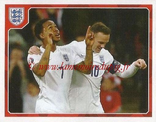 Panini England 2016 - N° 175