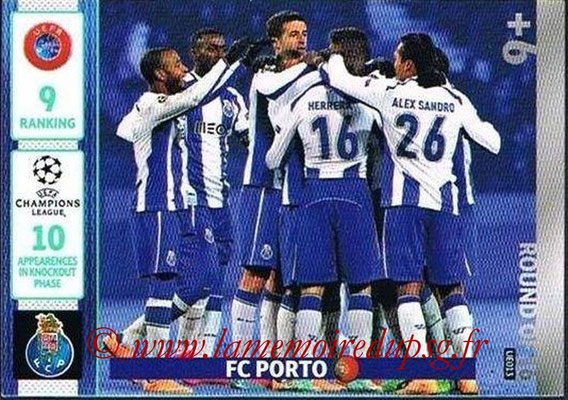 2014-15 - Adrenalyn XL champions League Update edition N° UE013 - FC Porto (Round of 16)