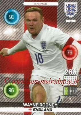 Panini England 2016 Adrenalyn XL - N° 041