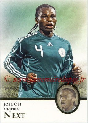 2013 - Futera World Football Unique - N° 095 - Joel OBI (Nigeria) (Next)