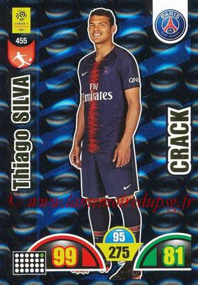 N° 455 - Thiago SILVA (Crack)