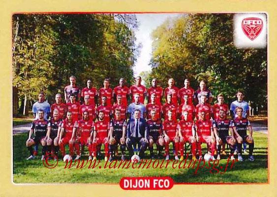 2015-16 - Panini Ligue 1 Stickers - N° 494 - Equipe Dijon FCO