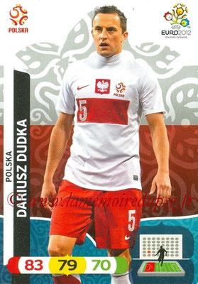Panini Euro 2012 Cards Adrenalyn XL - N° 153 - Dariusz DUDKA (Pologne)