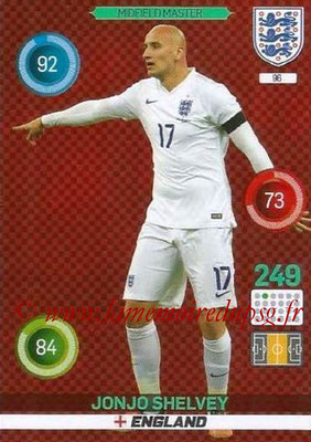 Panini England 2016 Adrenalyn XL - N° 096
