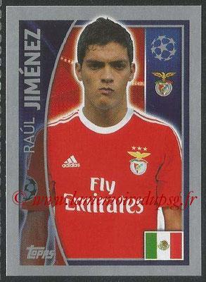 2015-16 - Topps UEFA Champions League Stickers - N° 172 - Raùl JIMÉNEZ (SL Benfica)