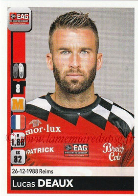 2018-19 - Panini Ligue 1 Stickers - N° 138 - Lucas DEAUX (Guingamp)