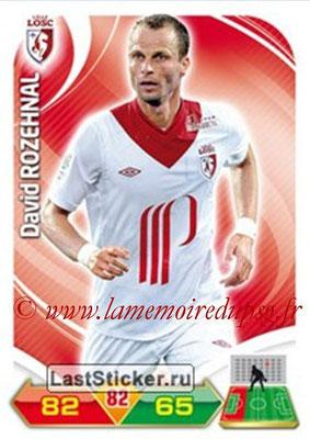 N° 086 - David ROZEHNAL (2005-07, PSG > 2012-13, Lille)