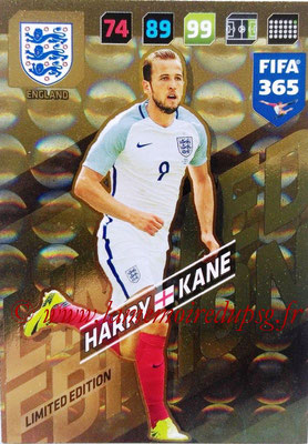 2017-18 - Panini FIFA 365 Cards - N° LE-HK - Harry KANE (Angleterre) (Limited Edition)