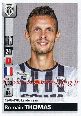 2018-19 - Panini Ligue 1 Stickers - N° 032 - Romain THOMAS (Angers)