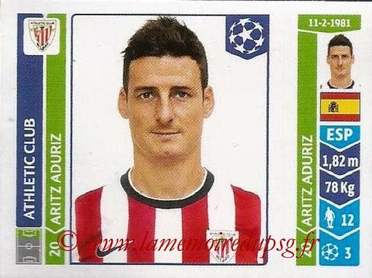 2014-15 - Panini Champions League N° 607 - Aritz ADURIZ (Athletic Club Bilbao)