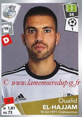 2017-18 - Panini Ligue 1 Stickers - N° 006 - Oualid EL-HAJJAM (Amiens)