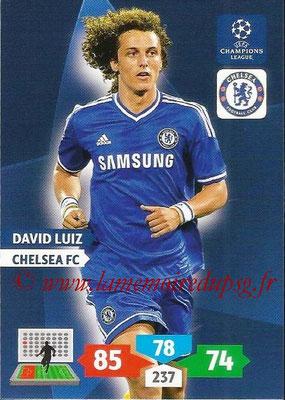 N° 119 - David LUIZ (2013-14, Chelsea, ANG > 2014-??, PSG)