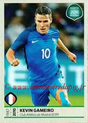 N° 093 - Kevin GAMEIRO (2011-13, PSG > 2017, France)