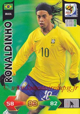 N° 042 - RONALDHINO (2001-03, PSG > 2010, Brésil)