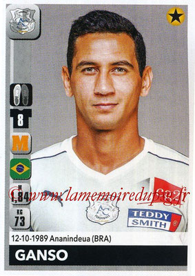 2018-19 - Panini Ligue 1 Stickers - N° 011 - GANSO (Amiens)