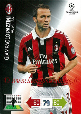 2012-13 - Adrenalyn XL champions League N° 159 - Riccardo MONTOLIVO (Milan AC)