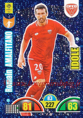 2018-19 - Panini Adrenalyn XL Ligue 1 - N° 369 - Romain AMALFITANO (Dijon) (Idole)