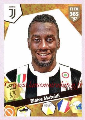 N° 333 - Blaise MATUIDI (2011-17, PSG > 2017-18, Juventus, ITA)