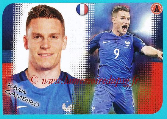 2016-17 - Panini Ligue 1 Stickers - N° P16 - Kévin GAMEIRO (Poster Equipe de France)