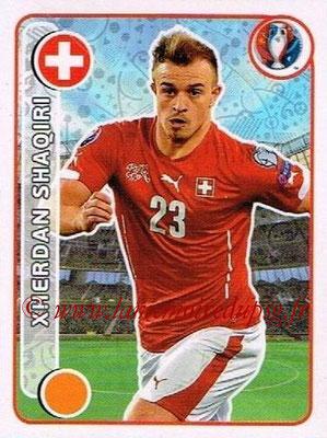 Panini Euro 2016 Stickers - N° 095 - Xherdan SHAQIRI (Suisse)