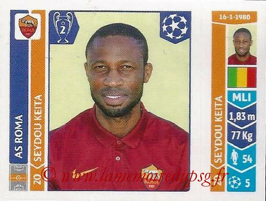 2014-15 - Panini Champions League N° 413 - Seydou KEITA (AS Rome)