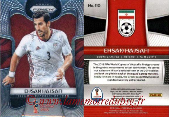 2018 - Panini Prizm FIFA World Cup Russia - N° 110 - Ehsan HAJSAFI (Iran)
