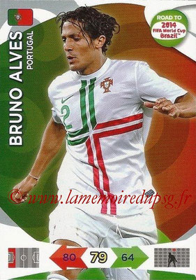 2014 - Panini Road to FIFA World Cup Brazil Adrenalyn XL - N° 149 - Bruno ALVES (Portugal)