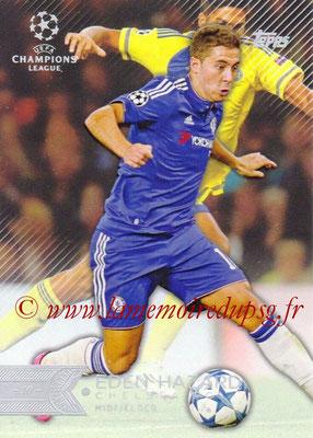 2015-16 - Topps UEFA Champions League Showcase Soccer - N° 162 - Eden HAZARD (Chelsea FC)