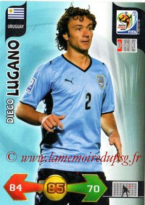 N° 333 - Diego LUGANO (2010, Uruguay > 2011-13, PSG)