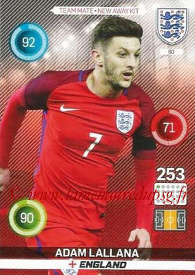 Panini England 2016 Adrenalyn XL - N° 060
