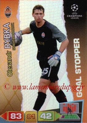 2011-12 - Panini Champions League Cards - N° 293 - Olexandr RYBKA (Shakhtar Donetsk) (Goal Stopper)