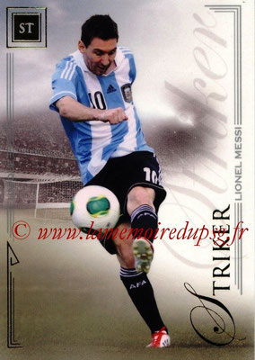 2014 - Futera World Football Unique - N° 081 - Lionel MESSI (Striker)