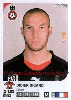 N° 279 - Didier DIGARD (2007-08, PSG > 2012-13, Nice)